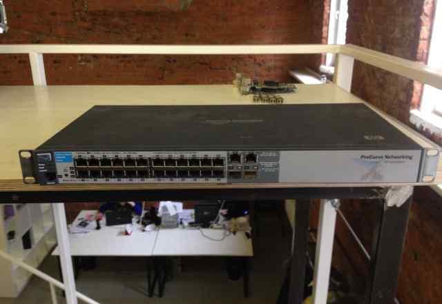 Управляемый коммутатор HP ProCurve 2510-24 J9019A