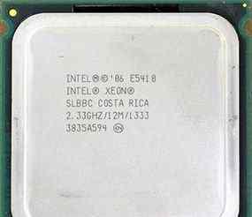 Intel xeon quad E5410 2.33GHz/12M/1333MHz lga 771