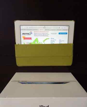 Apple iPad 3 64Gb Wi-Fi + Cellular White
