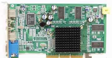 Видеокарта radeon 9000 128Mb DDR vivo