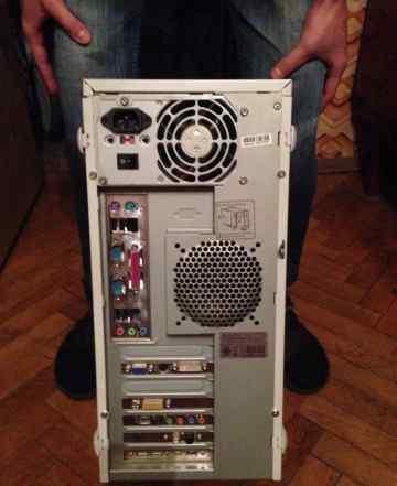 Системный блок Pentium 4 (2.6 Ггц / 1.5 Гб озу)