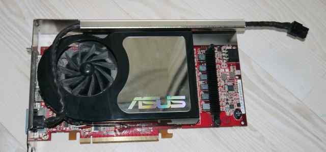 Видеокарта Asus Radeon X1800XT pcie 512 Mb