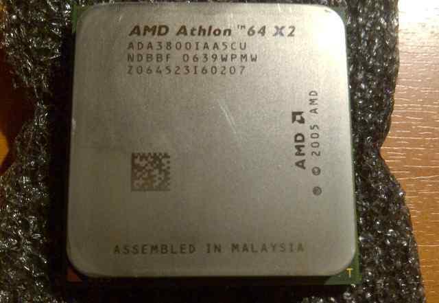AMD 3800 x2 AM2