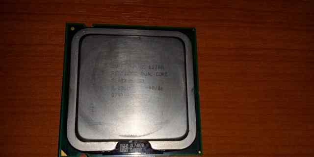 Intel Pentium Dual-Core E2200 soket 775