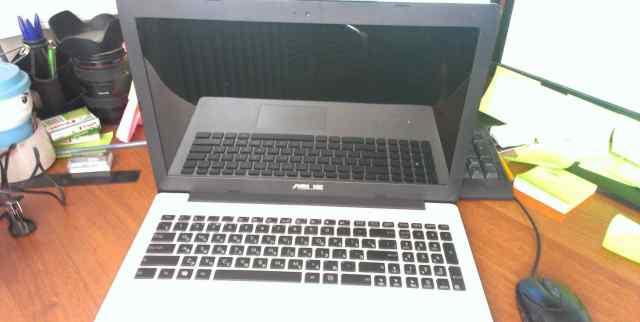 Ноутбук Asus x553m на запчасти