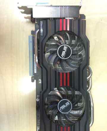 Asus GTX770-DC2OC-2GD5 GTX780/R9 290X /770 4gb