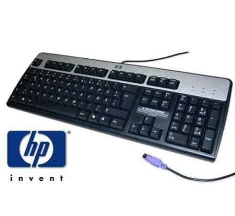 Новая клавиатура HP PS/2