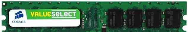 Оперативная память Corsair 512MB PC2 - 5300 DDR2