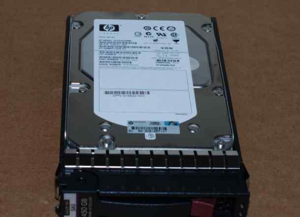 Жесткий диск HDD HP 516810-002 3.5 SAS 15K