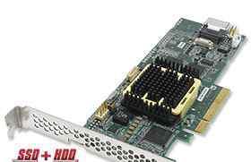 Adaptec raid 5405 контроллер