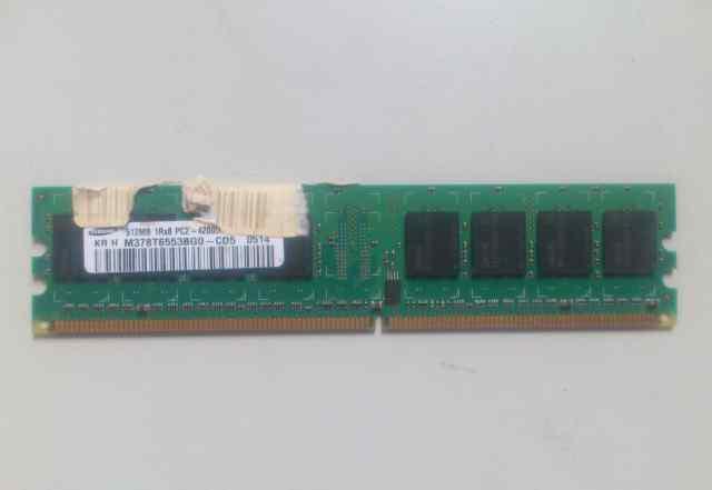 Samsung DDR2-533 512Mb PC2-4200
