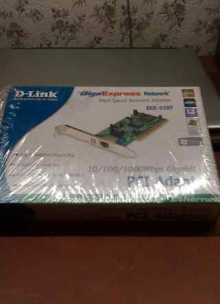 D-link PCI Adapter