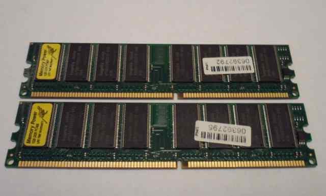 DDR PC400 2GB