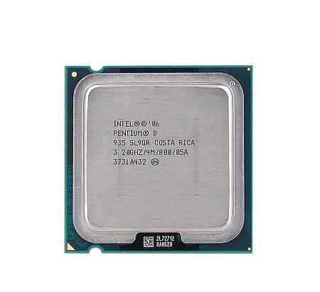 CPU Intel Pentium D 935 BOX 3.2 GHz/2core/4Mb