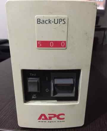 Back-aps 500