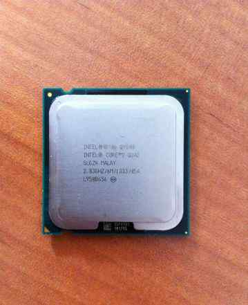 Процессор intel core 2 quad q9500