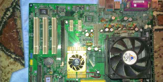 AMD Sempron 64 2600 Socket 754