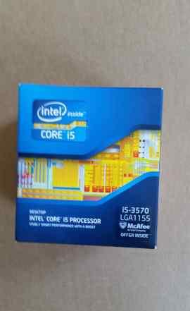 Процессор CPU Intel Core i5-3570