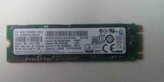 Samsung mznte128hmgr жесткий диск M.2 SATA