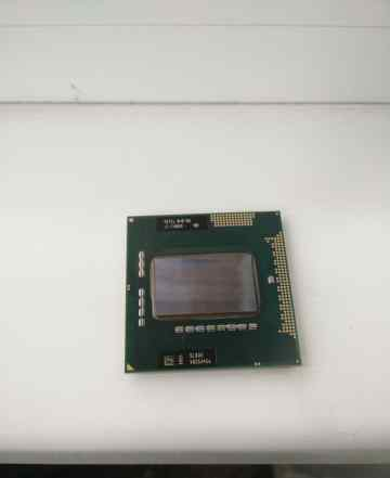 Процессор для ноутбука Intel Core i7 740QM