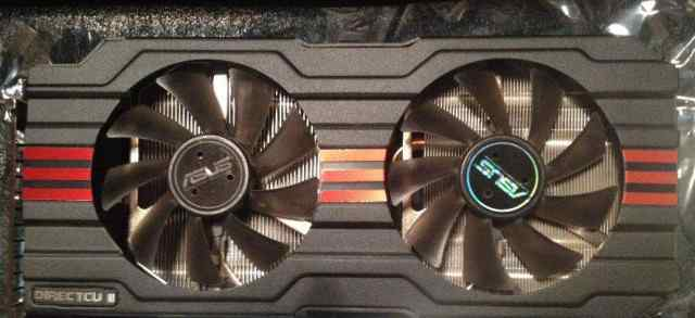 asus Radeon HD 7950 3Gb