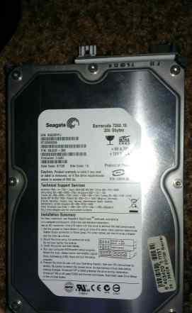 Жесткий диск Seagate 200Gb, IDE-SATA
