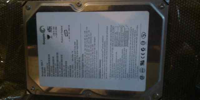 Жёсткий диск 40GB IDE