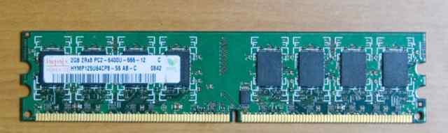 DDR2 2Gb PC2-6400