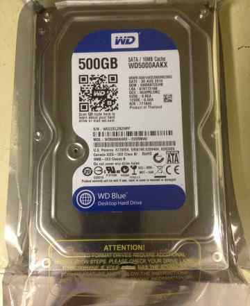 Western Digital WD5000aakx