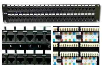 Патч-панель trendnet TC-P48C5E