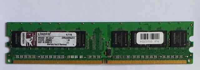Оперативная память Kingston DDR2/533Mhz/512Mb