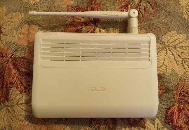 Wi-fi роутер Asus WL520GU