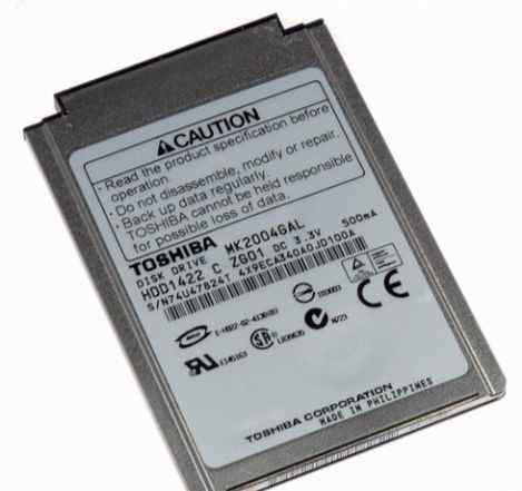 Toshiba MK2004GAL 1.8