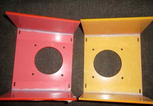 Крышка для блока питания из оргстекла