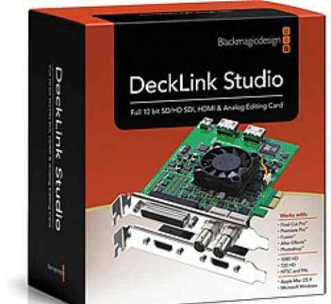 Decklink Studio 2