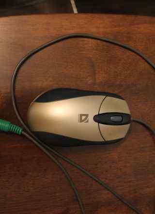 Мышь defender