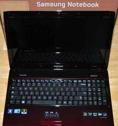 Core-i5(460m) Samsung (R580) 6г-оперативной памяти