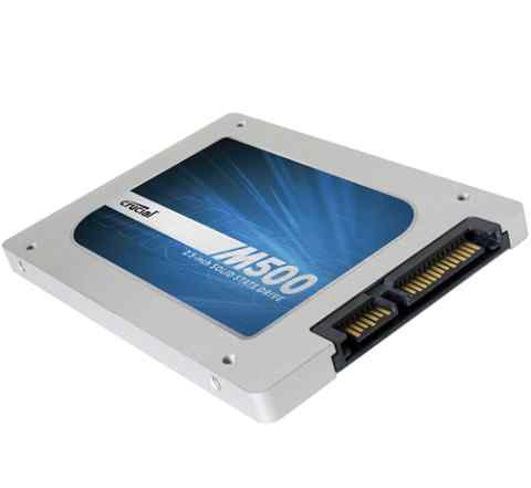 SSD Crucial M500 новый
