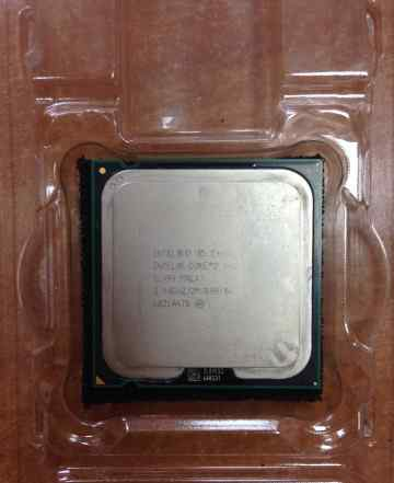 Intel core 2 duo e4600 (2400MHz, LGA775, L2 2048Kb