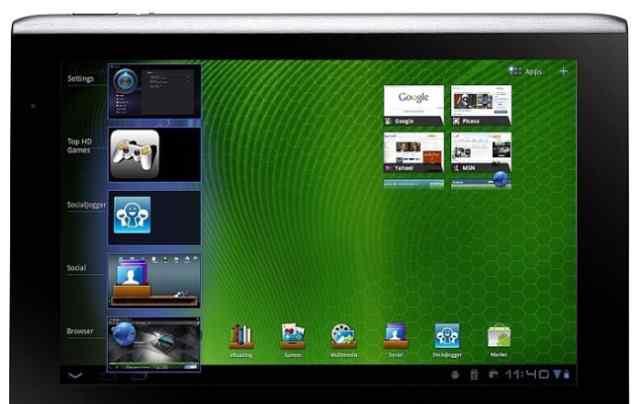 Acer Iconia Tab A501 64Gb