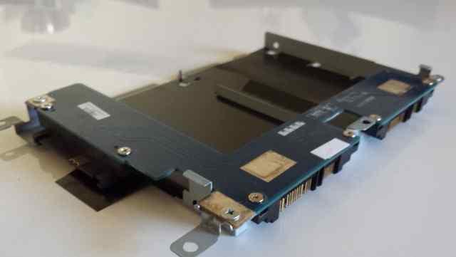 Салазки для жд в Acer 7720 (LS-3555P), Б/У