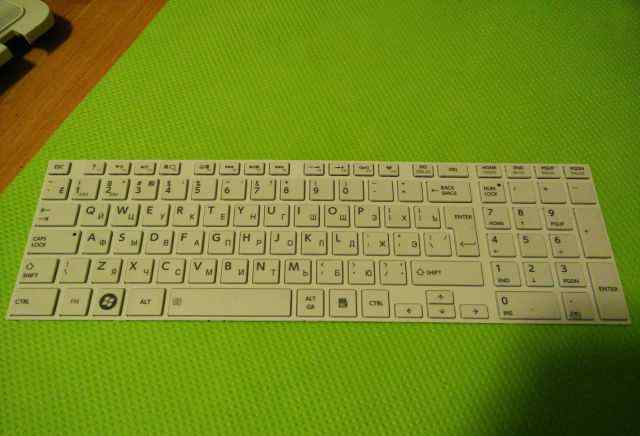 Клавиатура ноутбука Toshiba Satellite L870-C9W