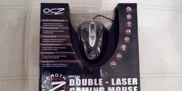 Мышь OCZ Behemoth