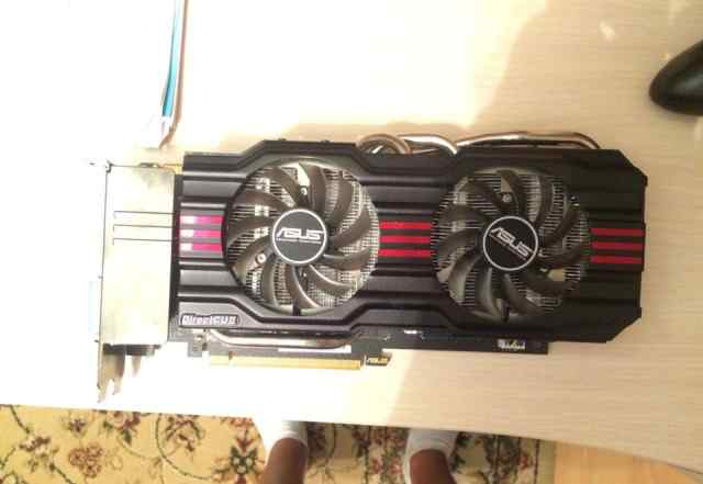видеокарту Asus nVidia GeForce GTX670 2GB