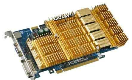 Gigabyte GeForce 8500 GT (GV-NX85T)