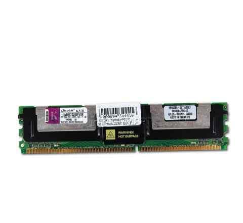 Серверная память 4х2Gb fbdimm DDR2