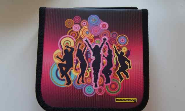 Портмоне для дисков Boombag BB-3223С
