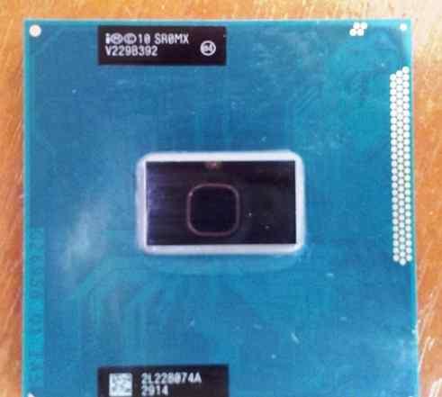 Быстрый процессор для ноутбука Intel Core i5 3320M