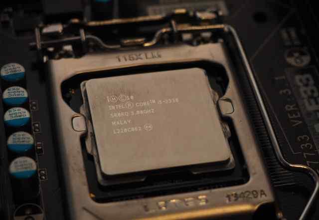 Процессор Intel Core i5 3330 Ivy Bridge