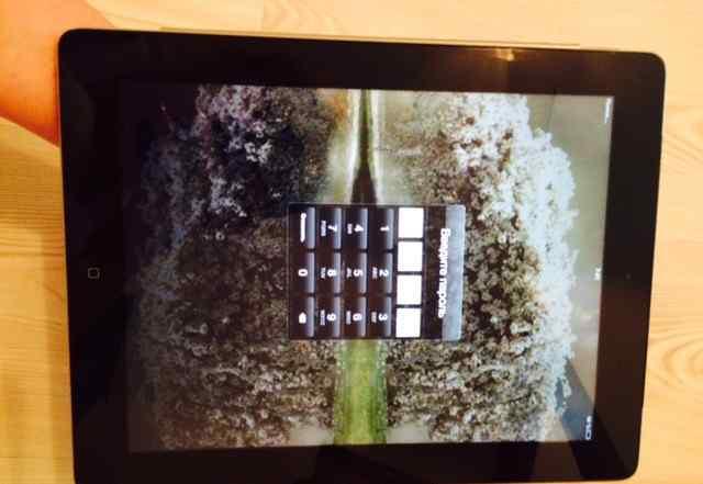 iPad 3 64Gb черный WiFi+ Cellular
